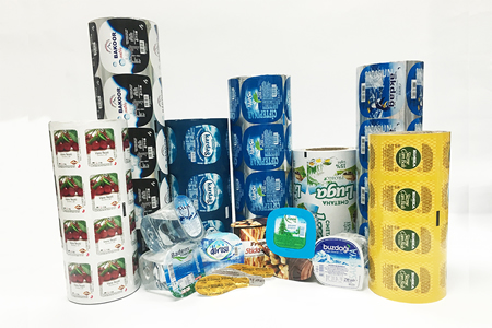 Barrier and  Lid Foil Packaging